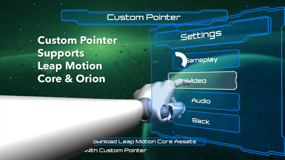 Custom Pointer